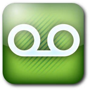 Voicemail-Icon